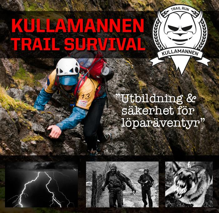 Kullamannen Trail Survival