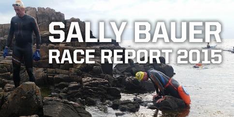 Sally Bauer Race Report 2015