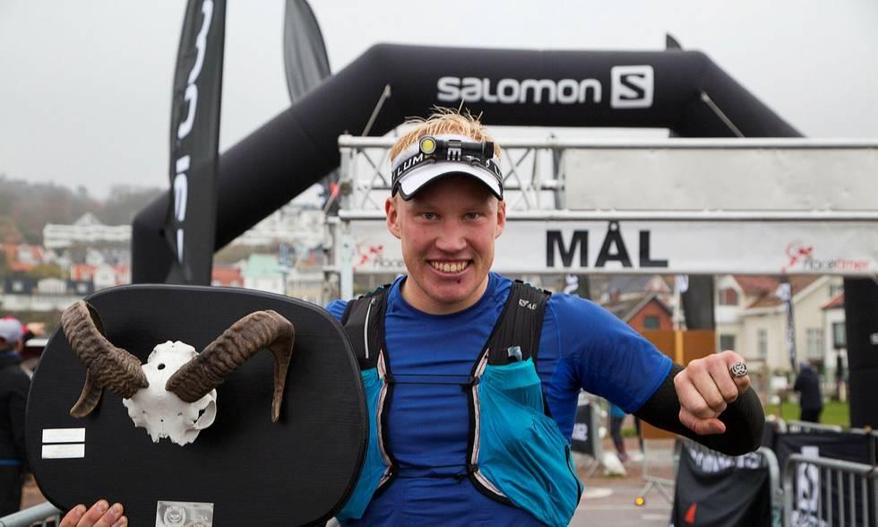 Vinnare Kullamannen 2017 Patrik Vikström